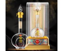 西凤酒 52度浓香型白酒窖酒礼盒装婚宴酒 窖酒叁号(3号)整箱500ml*6