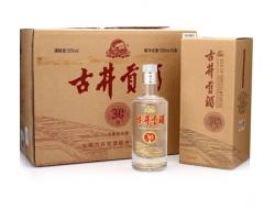 古井贡酒 30窖龄 50度整箱装500ml×6瓶白酒 口感浓香型